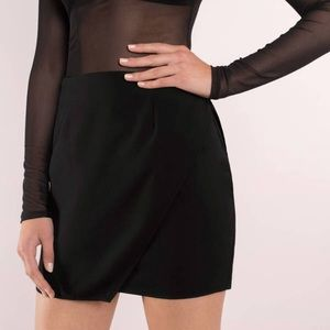Tobi Wrap Skirt